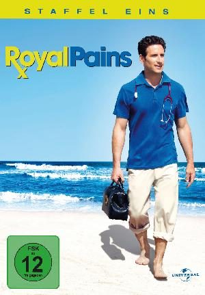 Royal Pains - Plakat/Cover
