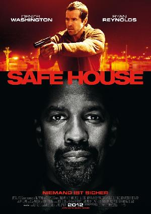 Safe House - Plakat/Cover