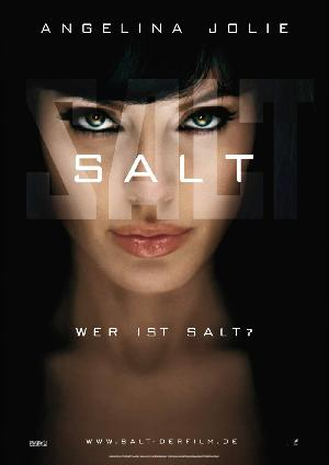 Salt - Plakat/Cover