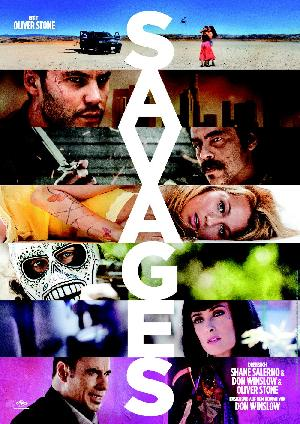 Savages - Plakat/Cover