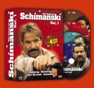 Schimanski Vol. 1 - Plakat/Cover