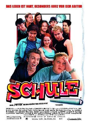 """Cover / Filmplakat """"Schule"""""""