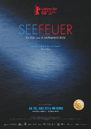 Seefeuer - Plakat/Cover