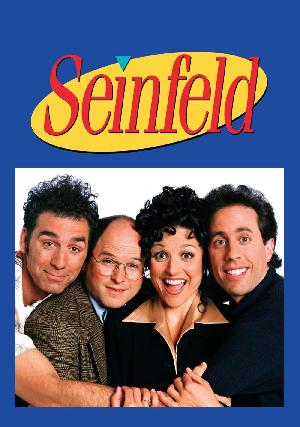 Seinfeld - Seasons 1 & 2 - Plakat/Cover