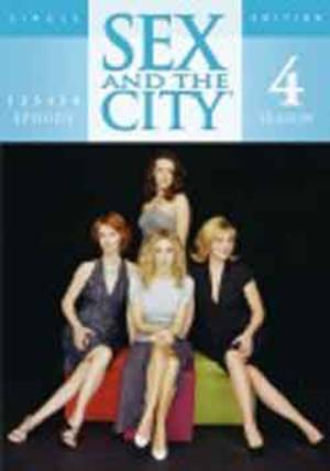 dvd sex and the city staffel in Leicester