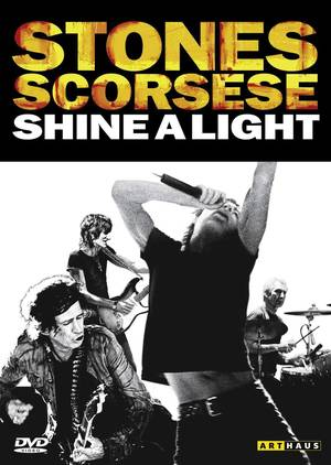 Shine A Light - Plakat/Cover