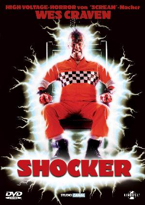 Shocker - Plakat/Cover