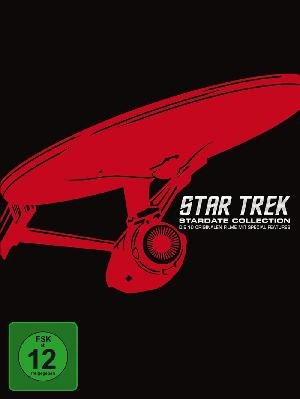 Star Trek - Stardate Collection - Plakat/Cover