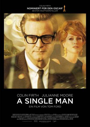 A Single Man - Plakat/Cover