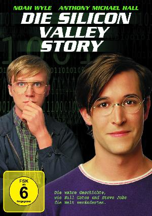Die Silicon Valley Story - Plakat/Cover