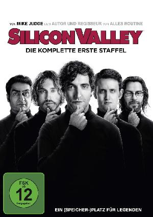 Silicon Valley - Plakat/Cover