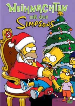 die simpsons weihnachten mit den simpsons film. Black Bedroom Furniture Sets. Home Design Ideas