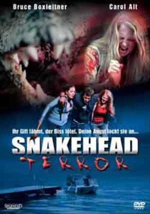 Snakehead Terror - Plakat/Cover