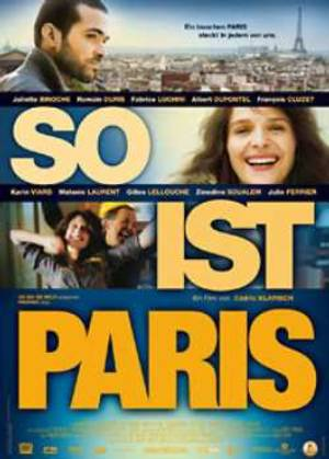 So ist Paris - Plakat/Cover