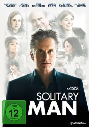Solitary Man - Plakat/Cover
