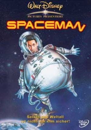 Space Man - Plakat/Cover