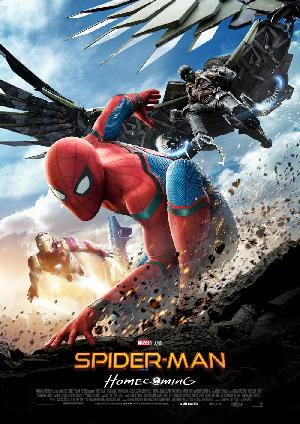 Spider-Man: Homecoming - Plakat/Cover
