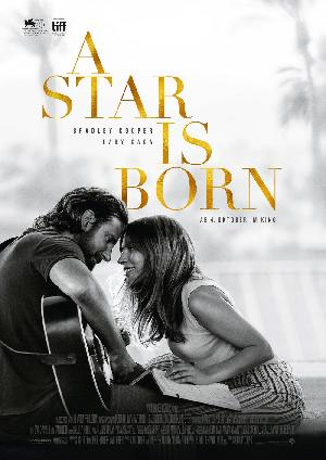 A Star is born - Plakat/Cover