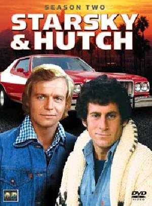 Starsky & Hutch - Season Two - Plakat/Cover