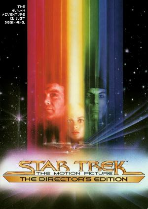 Star Trek - Der Film - Plakat/Cover
