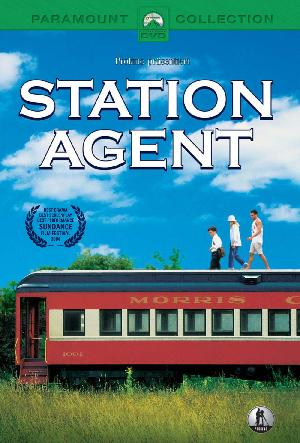 Station Agent - Plakat/Cover