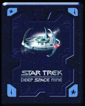 Star Trek - Deep Space Nine Season 4 - Plakat/Cover