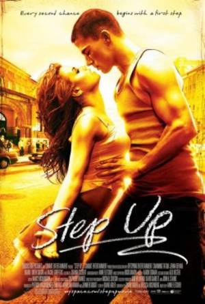 Step Up - Plakat/Cover