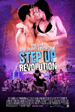 Step up 4: Miami Heat - Plakat/Cover