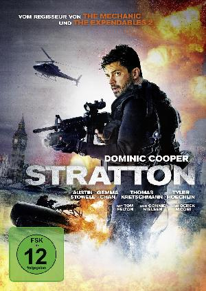 Stratton - Plakat/Cover