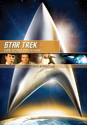 Star Trek 2 - Der Zorn des Khan - Plakat/Cover