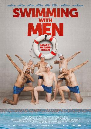 Swimming with Men - Plakat/Cover
