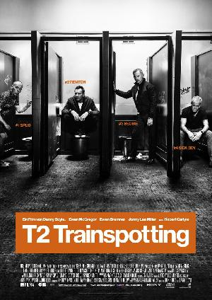 T2 Trainspotting - Plakat/Cover