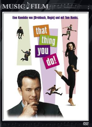 That Thing you do! - Plakat/Cover