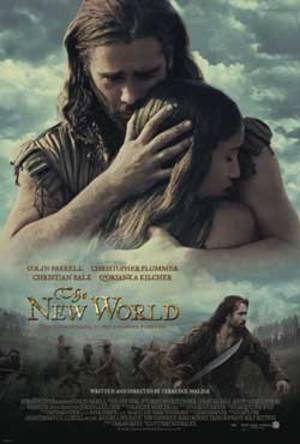 The New World - Plakat/Cover