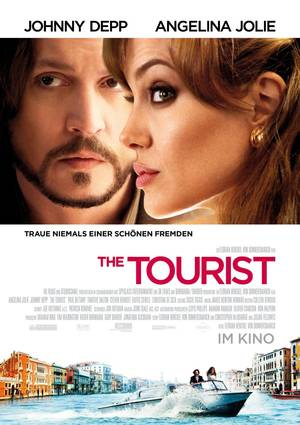 The Tourist - Plakat/Cover