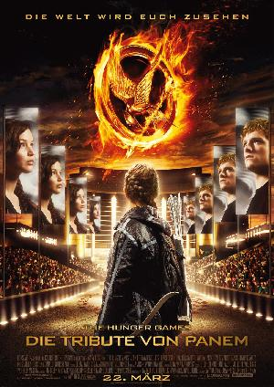 Die Tribute von Panem - The Hunger Games - Plakat/Cover