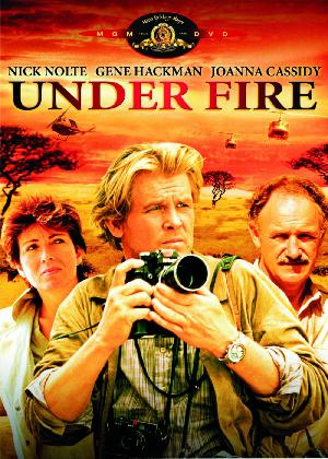 Under Fire - Plakat/Cover
