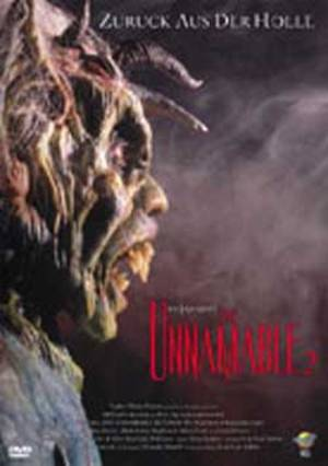 The Unnamable - Plakat/Cover