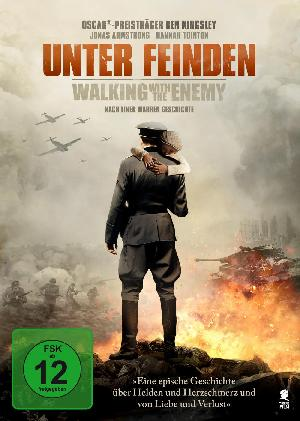 Unter Feinden - Walking With The Enemy - Plakat/Cover