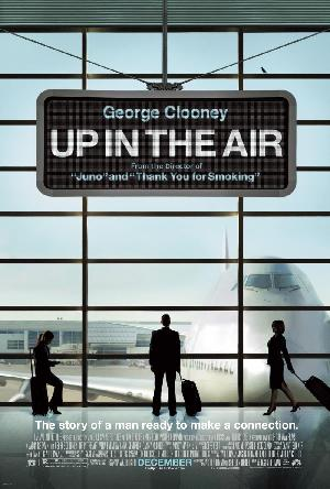 Up in the Air - Plakat/Cover