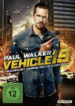Vehicle 19 - Plakat/Cover