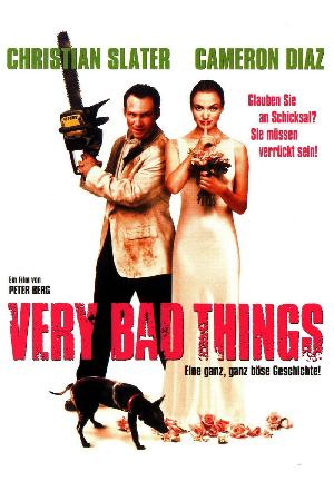 Cover filmplakat very bad things