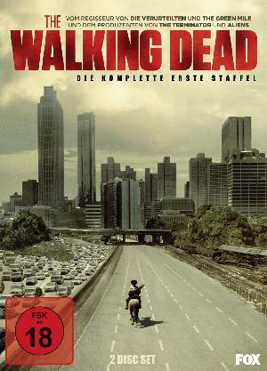 The Walking Dead - Plakat/Cover