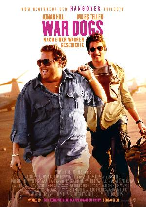 War Dogs - Plakat/Cover