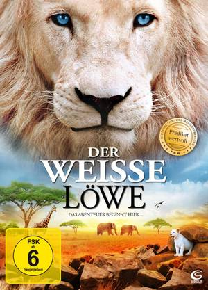 Der weisse L�we - Plakat/Cover