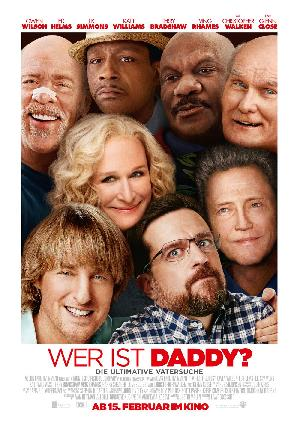 Wer ist Daddy? - Plakat/Cover