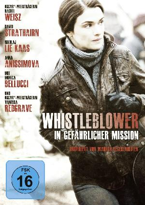 Whistleblower - In gefährlicher Mission - Plakat/Cover