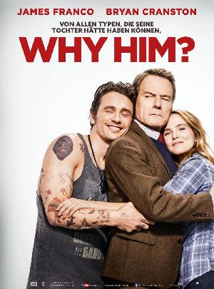 Why him - Plakat/Cover