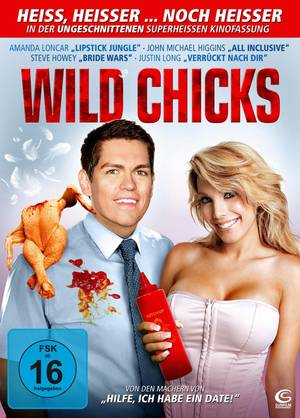 Wild Chicks - Plakat/Cover