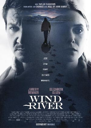 Wind River - Plakat/Cover
